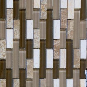 Mozaik DV76 Staklo Kamen Mix LV30